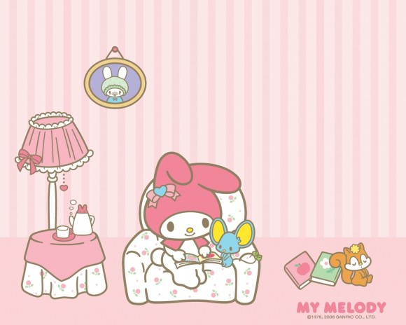 My Melody Reading Book