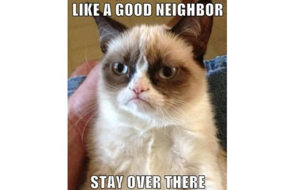 A Good Neighbor