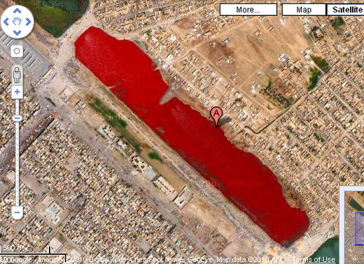 Iraq's Bloody Lake