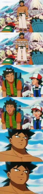 You done fucked up, Ash