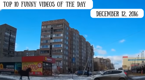 Top 10 Funny Videos of the Day – December 12, 2016